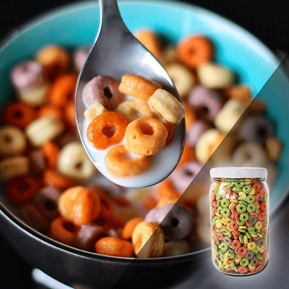 Cereal anillos frutales S/Azúcar 260 Grs