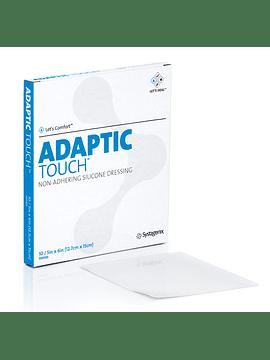 ADAPTIC TOUCH: Apósito Tull no Adherente con Silicona 7,6 cm x 5 cm