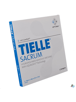 TIELLE SACRUM-APOSITO HIDROPOLIMERO ADHESIVO TIEELE PLUS SACRO