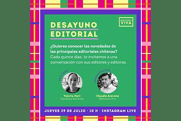 Entrevista con Claudio Aravena de Biblioteca Viva