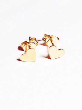 Petit heart earrings