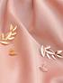 Brincos leaf