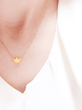 Crown necklace v1