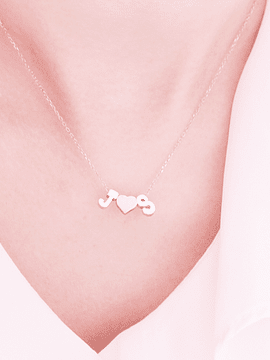 amour collier