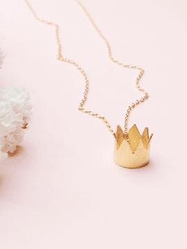 Crown necklace v2
