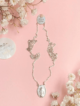Scapular Miraculous Medal