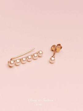 Brincos pearls