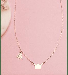 Crown necklace v1
