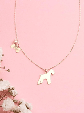 "Necklace ""my dog"""