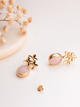 Brincos flor de cerejeira v2