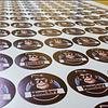350 Stikers Adhesivos 5x5 cm