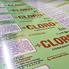 1000 Etiquetas Plagas