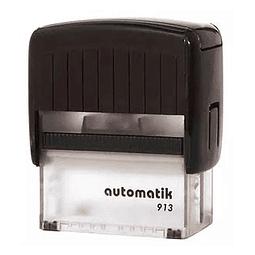 913 - Timbre Automatico 22x57mm