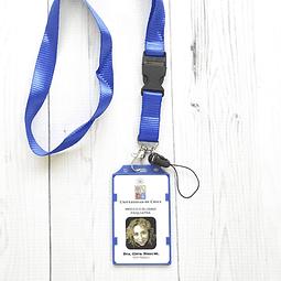 Pack 10 Credenciales - Porta credencial & Landyars