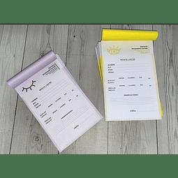 Pack Recetas Medicas  Personalizadas