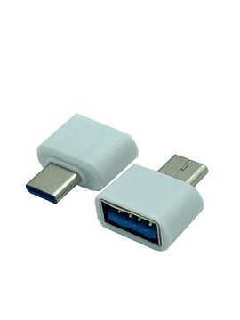 Tipo-C a USB OTG Adapter Mini Converter