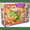 Grossery Gang Coleccionable Sorpresa Dinosaurio