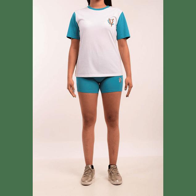Polera Buzo M/C Mujer (S - XL)