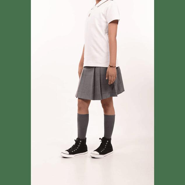 Polera Pique M/C Niña (10 - 16)