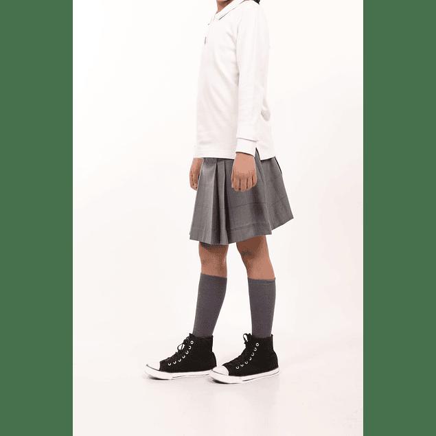 Polera Pique M/L Niña (10 - 16)