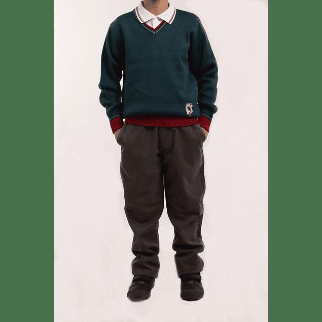 Chaleco Niño (10 - 16)