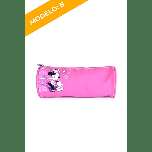 Estuche Minnie 2 Diseños