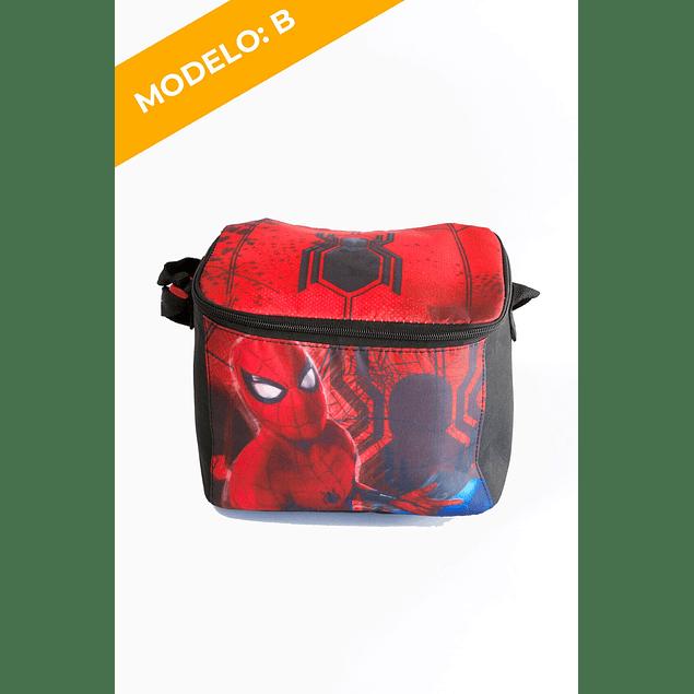 Lonchera Spider-Man 2 Diseños
