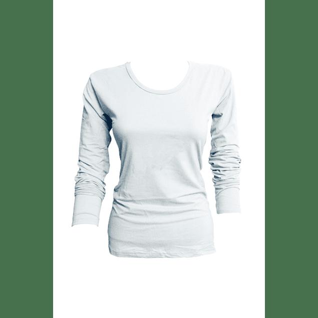 Camiseta bambú M/L blanco L - XXL
