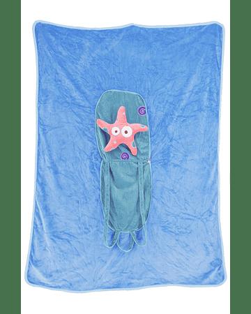 Frazada mochila Estrella de mar