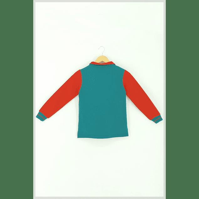 Poleron Buzo Niño (4 - 8)