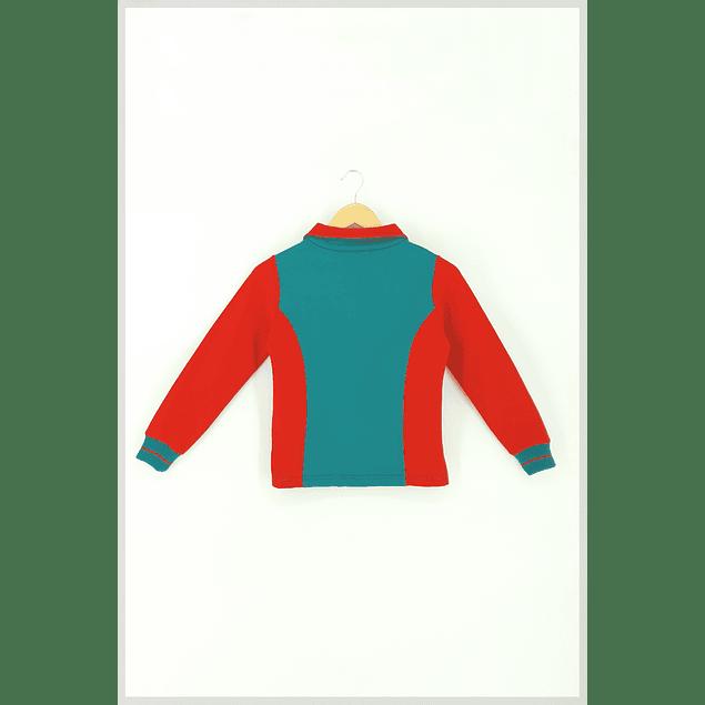 Poleron Buzo Niña (4 - 8)