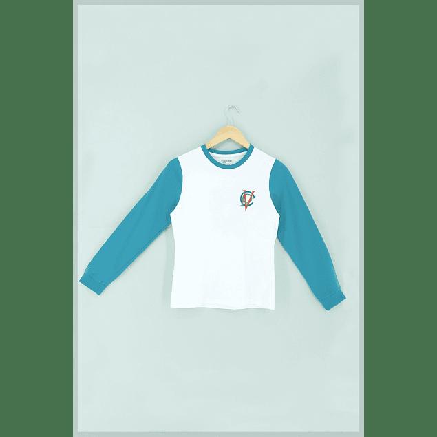 Polera Buzo M/L Niño (4 - 8)