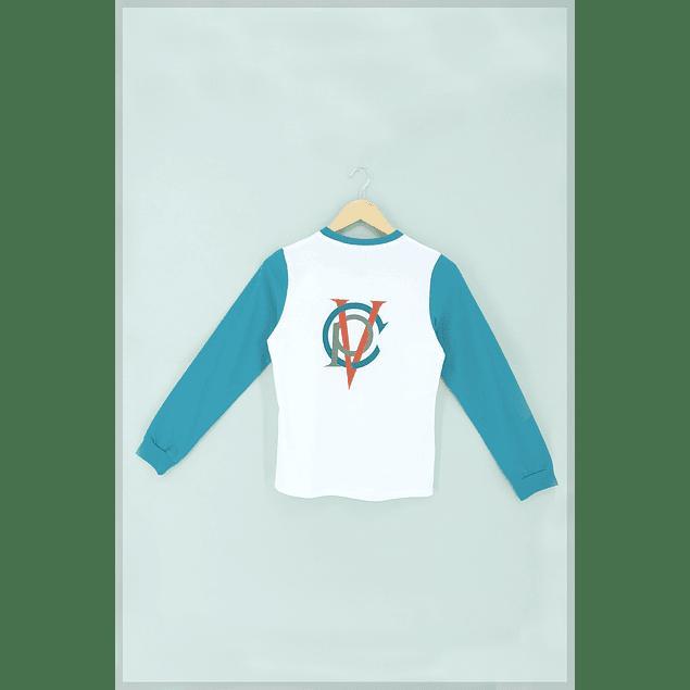 Polera Buzo M/L Niña (4 - 8)