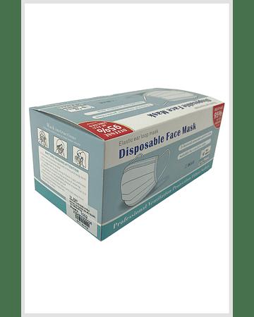 Caja Mascarilla Desechable  (50 Uds.)