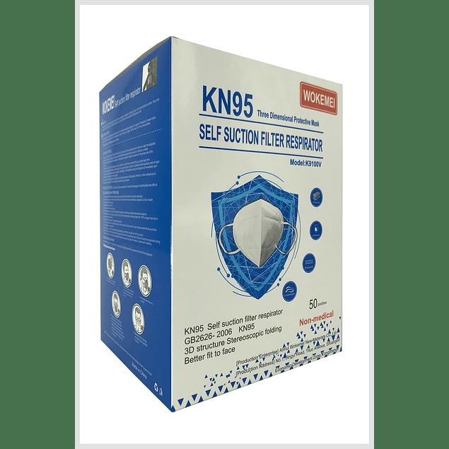 Mascarillas KN-95 (50 Uds.)