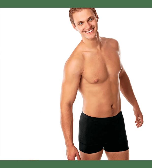 Depilación láser masculina rebaje brasileño + línea interglútea