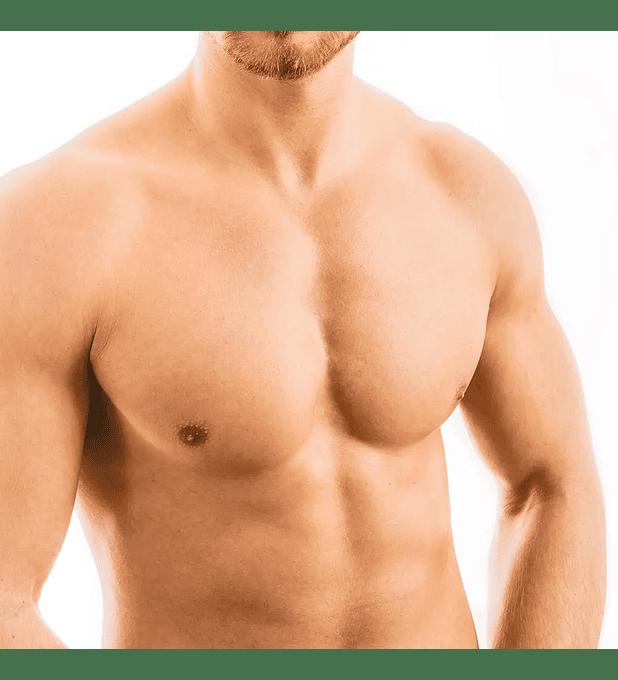 Depilación láser abdomen Hombre