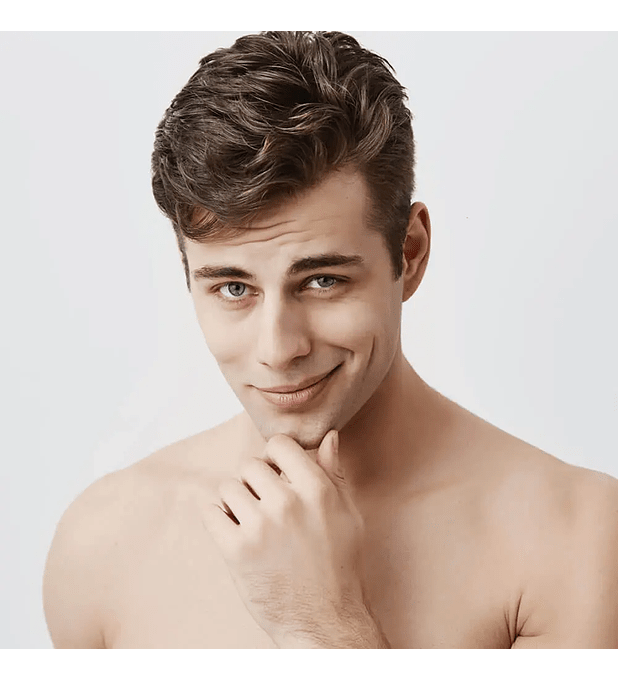 Depilación Láser Masculina Rostro sin Cuello