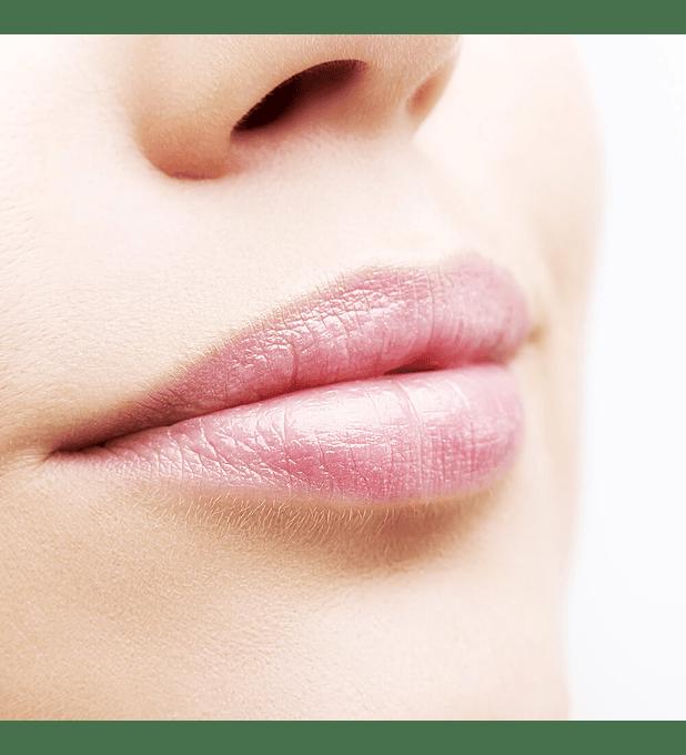 Depilación láser alexandrita labio superior bozo