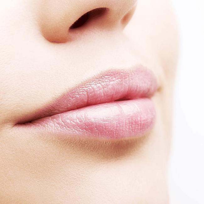 Depilación láser alexandrita labio superior