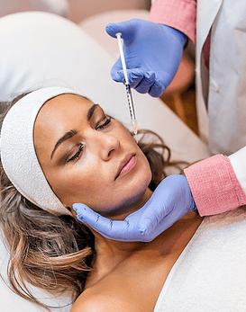 Labios hidratados con Mesoterapia Skinboosters