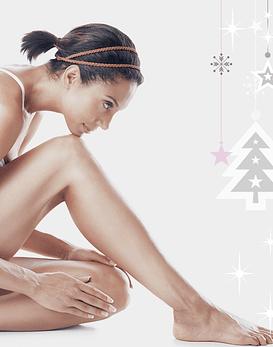 Oferta Navidad: Depilación láser piernas completas