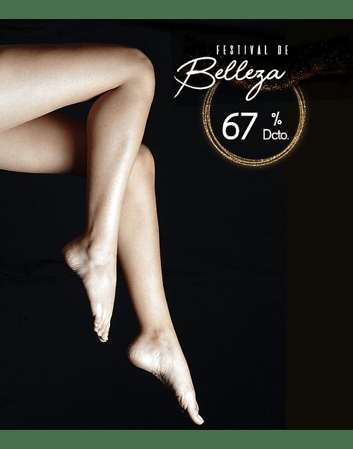 6 sesiones de Depilación Láser Diodo Bikini largo