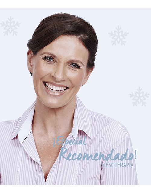 Revitaliza el rostro con vitaminas que necesita tu piel. Elige tu zona #RecomendadoDeInvierno