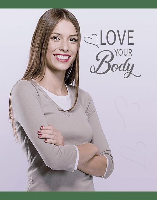 Remodela la figura con 6 sesiones de Lipomassage #LoveYourBody