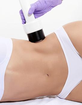 Disminuye depósitos de grasa localizados con Ultracavitación