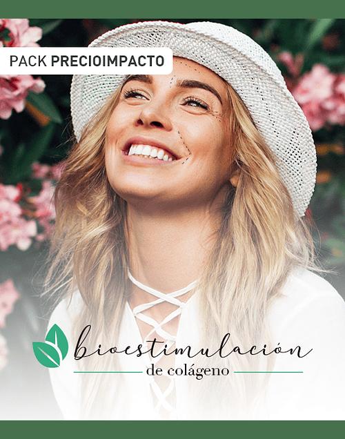 Pack Armonización facial: Adiós arrugas y surcos con Toxina Botulínica 3 zonas + Relleno de Ácido Hialurónico