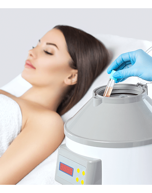 Pack Revitaliza con PRP Premium facial +  Mesoterapia facial