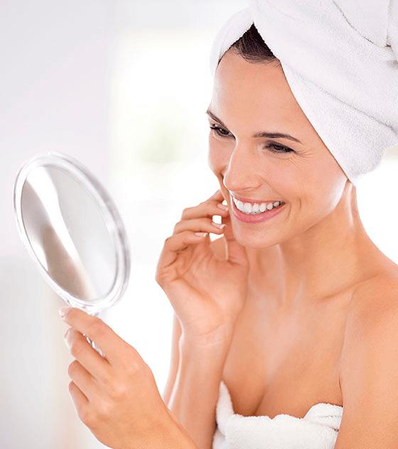 Purifica la piel de tu rostro con una Limpieza facial