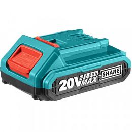 Bateria Litio-Ion 20V 2.0Ah P20S Total